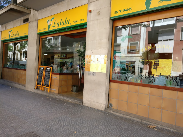 Lalola Carrer de l'Escorial, 15, 08024 Barcelona