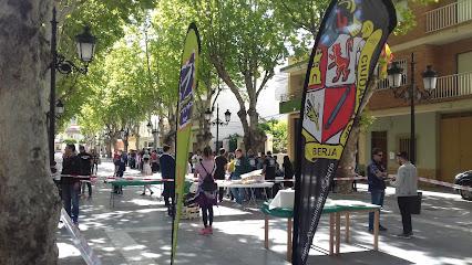 Paseo Cervantes