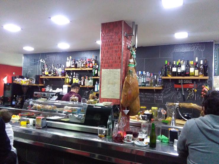 BAR ISMAEL Carrer Ramon Llull, 86 87 B Local 2, 08130 Santa Perpetua de moguda, Barcelona