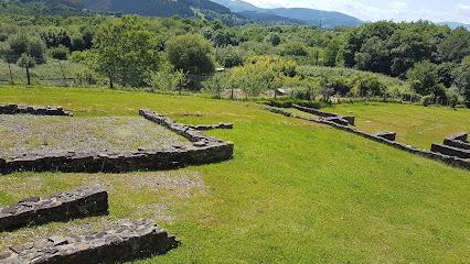 Ruinas Del Poblado Romano De Forua