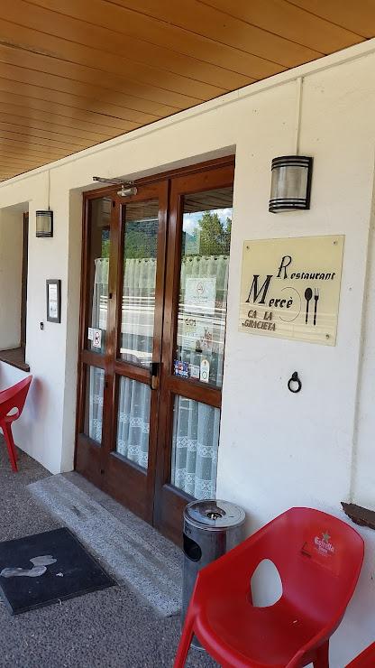 Restaurant Ca la Gracieta Carretera Camprodom, Km. 90, 17813 Vall de Bianya, Girona