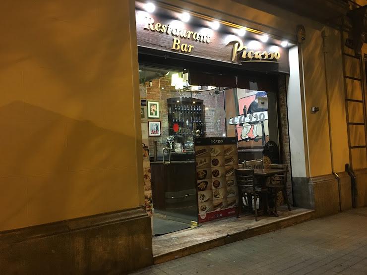 Picasso Restaurante Carrer de Mallorca, 422, 08013 Barcelona