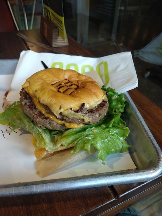 TGB - The Good Burger Carrer de Villarroel, 223, 08036 Barcelona