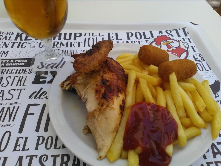 El Superpollo Restaurante Rambla Principal, 95, 08800 Vilanova i la Geltrú, Barcelona