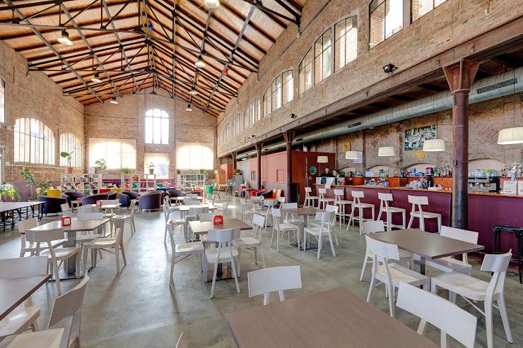 Centro Cultural La Fàbrica Carretera de Juià, 46, 17460 Celrà, Girona