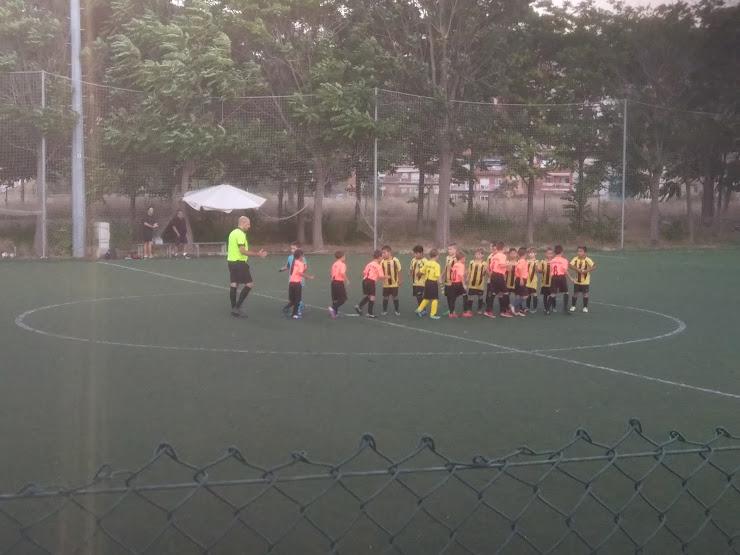 Camps Municipals de Futbol i Rugbi Vall d'Hebron-Teixonera Carrer de la Granja Vella, 10, 08035 Barcelona