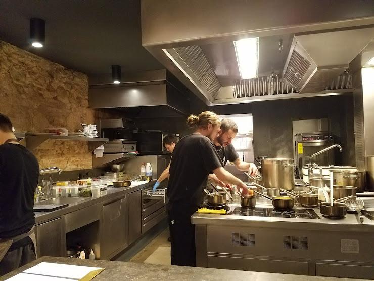 Restaurante Gresca Carrer de Provença, 230, 08036 Barcelona
