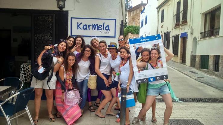Karmela Terracita Carrer de Port Alegre, 8, 08870 Sitges, Barcelona