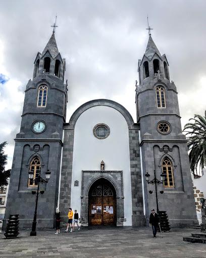 Basilica of San Juan Bautista, Telde
