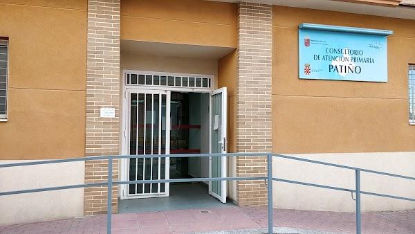 Centro de salud de Patiño