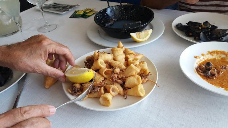 Restaurant l'Àncora Av. Sant Joan de Déu, 2, 43820 Calafell, Tarragona