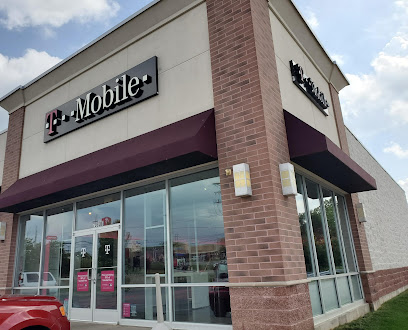 Cell phone store T-Mobile