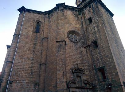 Parroquia de San Andrés Apóstol de Eibar