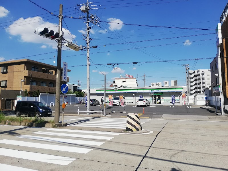 ファミリーマート 南陽通六丁目店 (愛知県名古屋市南区南陽通 ...