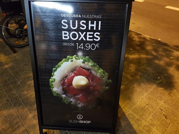 Sushi Shop Carrer de Mandri, 25, 08022 Barcelona