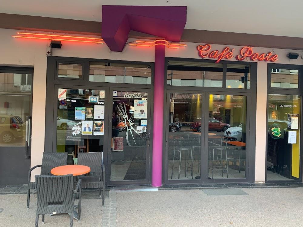 photo du resaurant Café Poste Bar