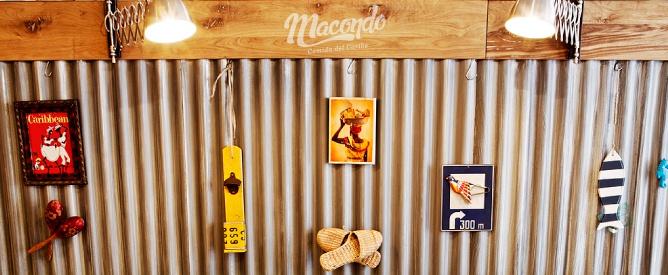 Restaurante Macondo Barcelona Carrer de Còrsega, 206, 08036 Barcelona