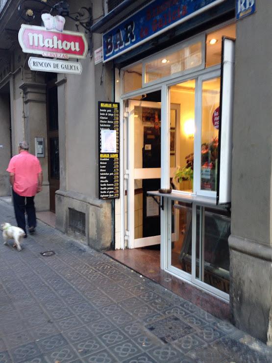 Rincón de Galicia Carrer de Manso, 4, 08015 Barcelona