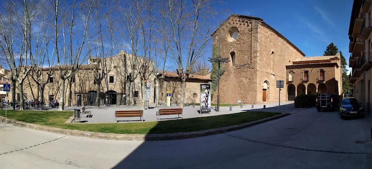 Monestir de Sant Joan de les Abadeses Plaça de l'Abadia, S/N, 17860 Sant Joan de les Abadesses, Girona
