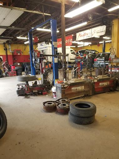 G & G Tire Co. Inc