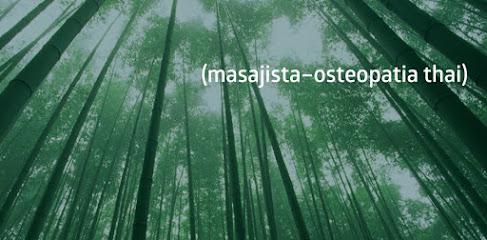 imagen de masajista Masaje & Osteopatía Thai - Iker Bazterretxea Gomez