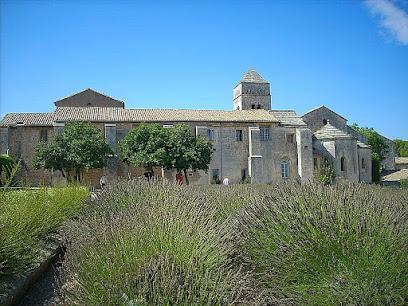 Monastery Saint-Paul de Mausole