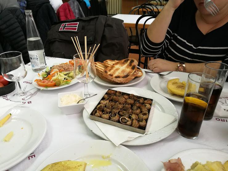 Restaurante Campo de Tiro Ctra. Conreria, 900, 08915 Badalona, Barcelona