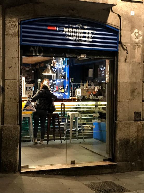 Machete Latino Street Food Carrer Ample, 20, 08002 Barcelona