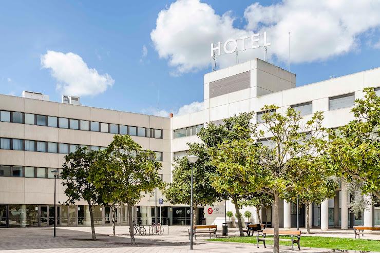 Hotel Exe Campus Edifici Blanc -Vila, Campus de la Universitat Autònoma de, 08193 Cerdanyola del Vallès, Barcelona