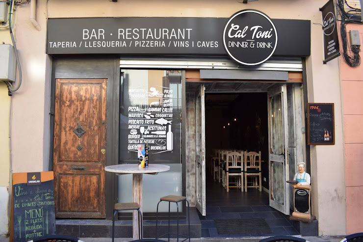 Cal Toni Dinner & Drink Plaça de les Cols, 13, 08800 Vilanova i la Geltrú, Barcelona