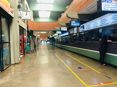 Terminal Rodoviário de Cascavel/PR