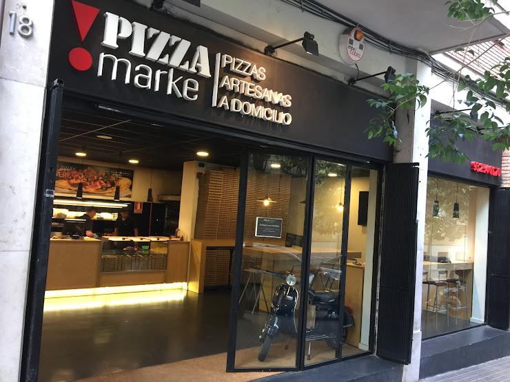 Pizza Market Sarrià Carrer de la Ciutat de Balaguer, 18, 08022 Barcelona