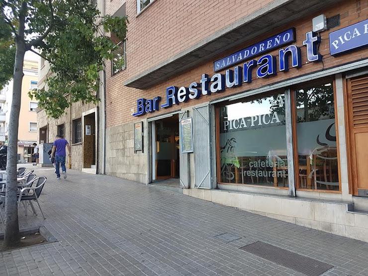 Restaurante y Pupuseria Pica Pica Via Favència, 217, 221, 08042 Barcelona