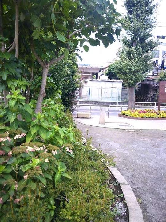 下連雀第2都営アパート児童遊園