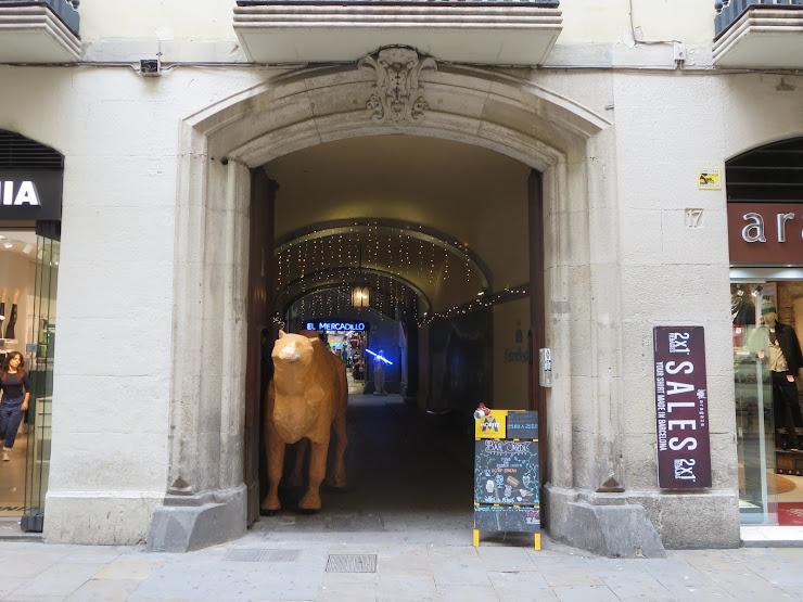 Bar Jardín Carrer de la Portaferrissa, 17, 08002 Barcelona