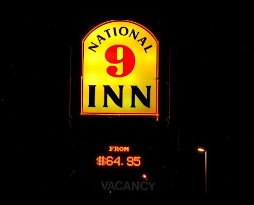 ATM Machine at NATIONAL 9 INN