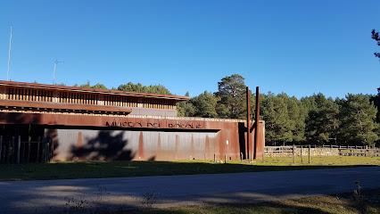 Casa del Parque de la Laguna Negra