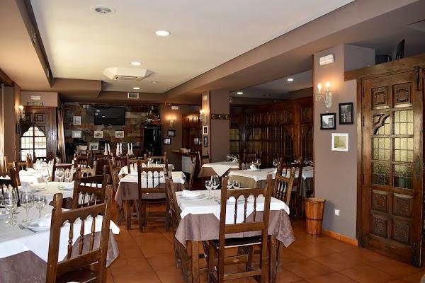 Asador Restaurante Casa Chus
