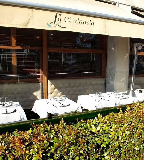 Hotel Restaurante La Ciudadela Passeig de Lluís Companys, 2, 08018 Barcelona