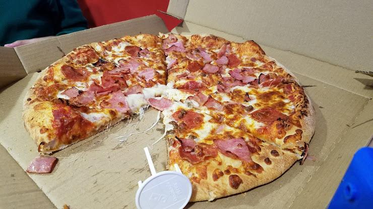 Domino's Pizza Av. de Madrid, 118, 08028 Barcelona