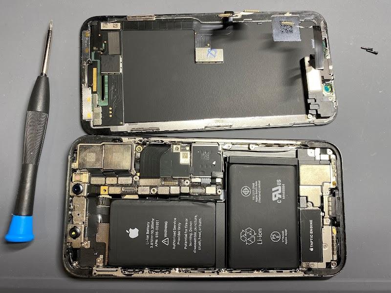 iPhone修理のSmaSma911