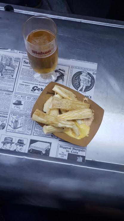 Kriminal Street FOOD BCN Carrer de Magalhães, 83, 08004 Barcelona