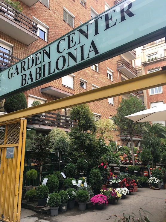 Garden Center Babilonia C B Carrer de Santaló, 110, 08021 Barcelona