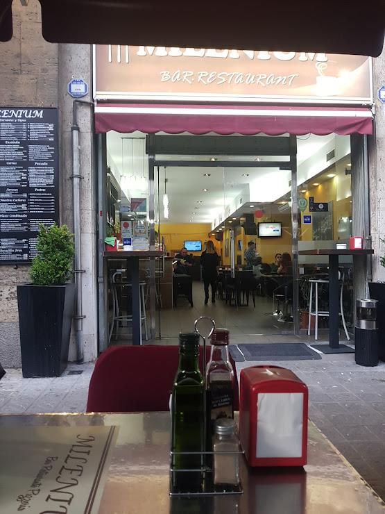 Milenium Bar Restaurante Pizzeria Carrer de Numància, nº 8, local 2, 08029 Barcelona