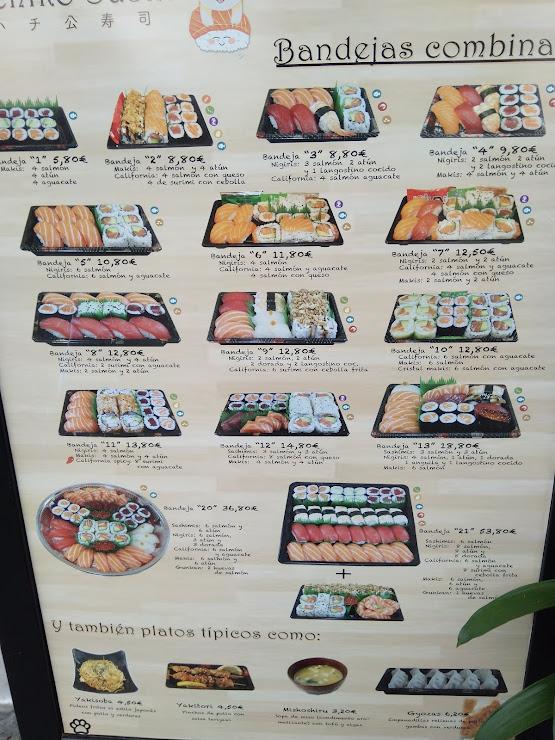 Hachiko sushi Plaça de la Sagrada Família, 2, 08013 Barcelona