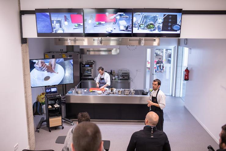 CIB - Culinary Institute of Barcelona, Escuela de Cocina Carrer de Santander, 49-51, 08020 Barcelona