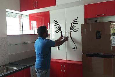 Ramya Modular Kitchen & InteriorsTiruvottiyur
