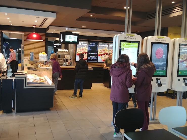 McDonald's Ctra. Comarcal Urbanización Mas Mel Carretera Comarcal 246, km. 56, 43820, Tarragona