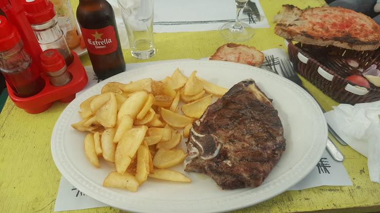 Restaurant L'Arengada Carrer dels Terrissaires, 15, 08800 Vilanova i la Geltrú, Barcelona