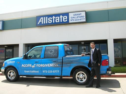 Grant W. Galliford: Allstate Insurance in DeSoto, Texas